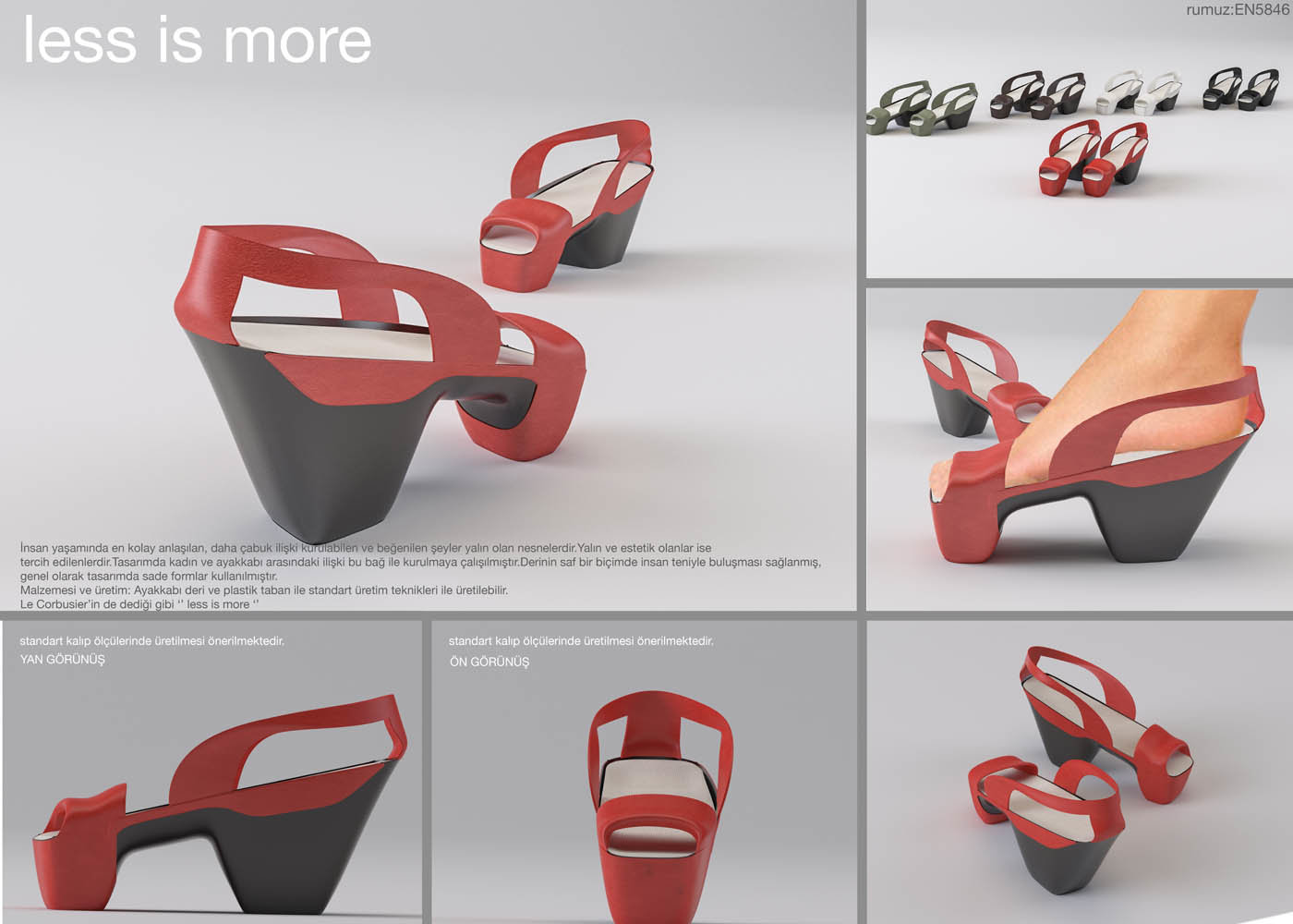 3. Detay Deri Ürünleri Tasarımı Yarışması 2014