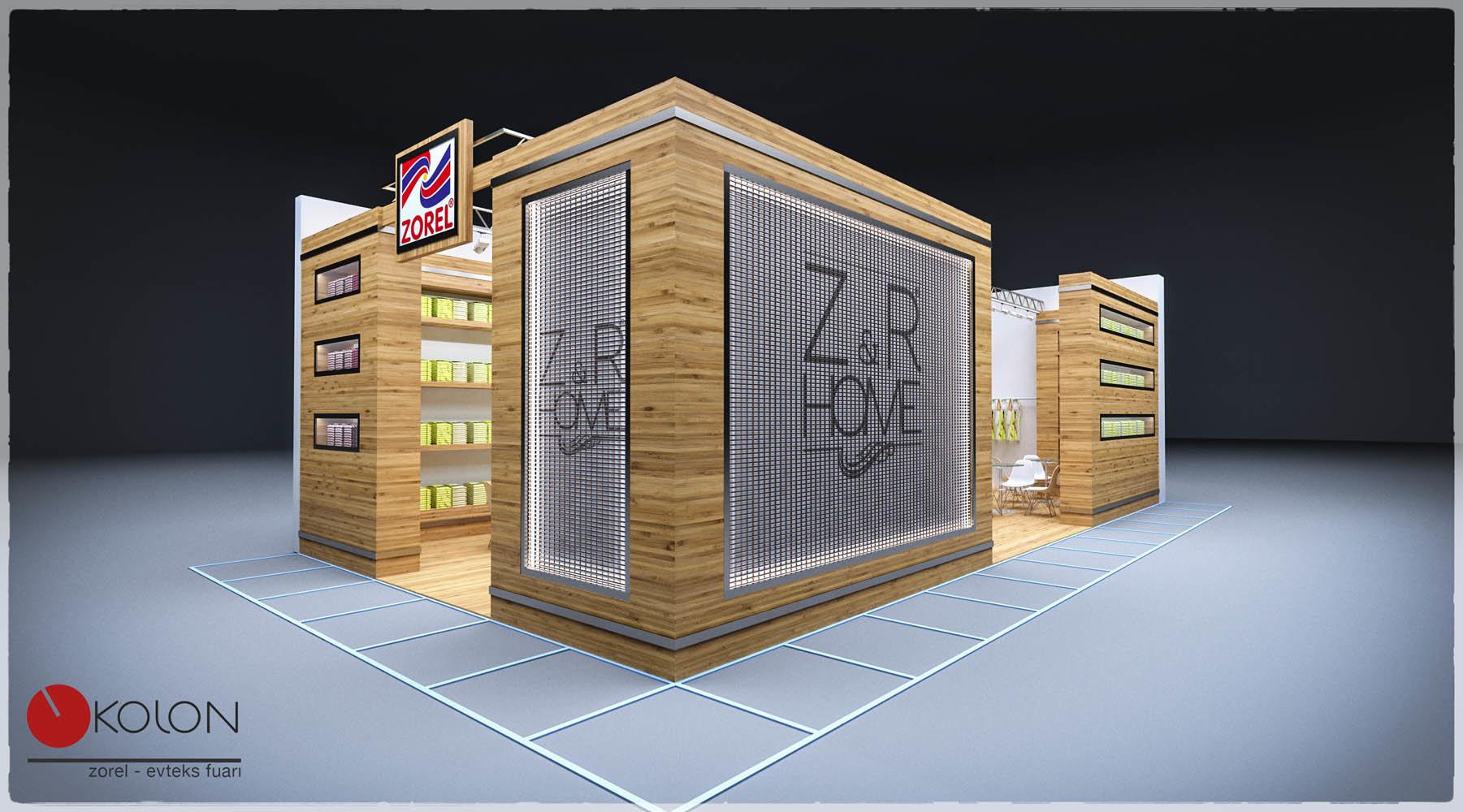 kolon,kolon mimarlık,kolon içmimarlık,tasarım,proje,uygulama,ürün tasarımı,interior design zorel, design, fuar standı, stand, fuar standı tasarımı