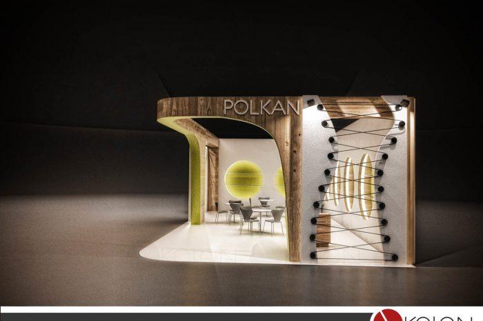 Polkan - Fuar Standı