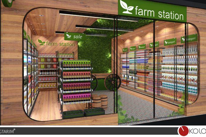 farm station