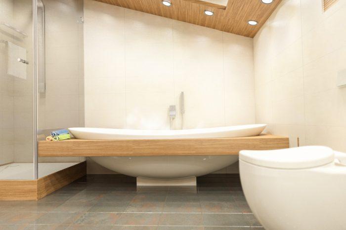 Banyo İç Mekan Tasarımı