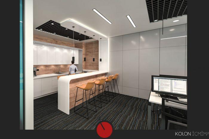 electra ic ofis tasarımı