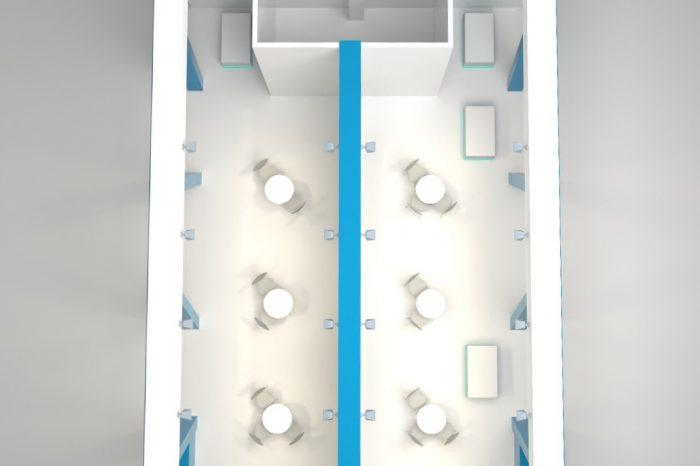 havak fuar standı tasarımı 5 kolon içmimarlık