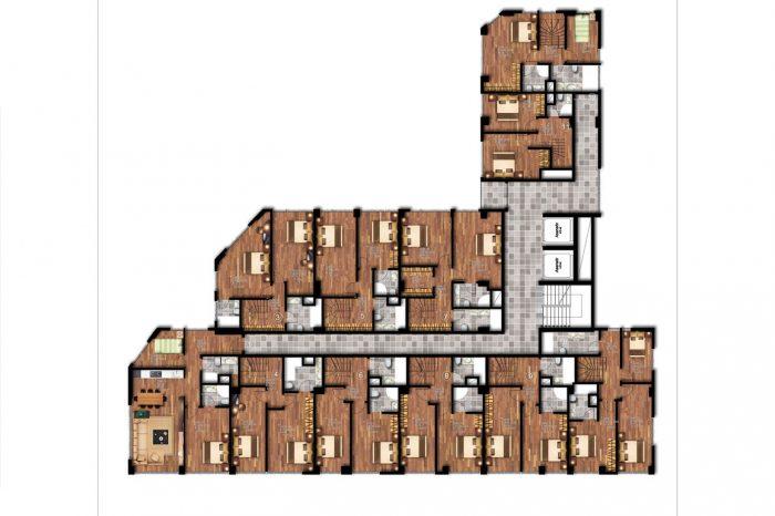 Kemerburgaz - Livera Suites / 2. Etap