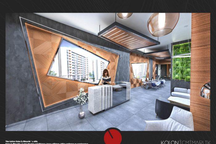 kolon,kolon mimarlık,kolon içmimarlık, iç mimarlık , tasarım,proje,istanbul iç mimar,interior design,ofis,mimari proje, ofis tasarımı, office design , istanbul , satış ofisi tasarımı